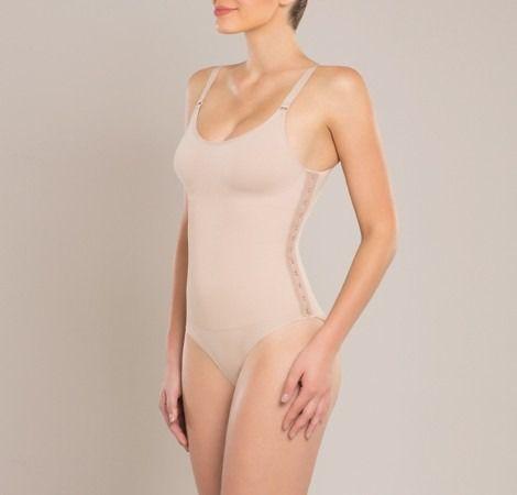 Body Estético Pós-Cirúrgico com Abertura Lateral Plié