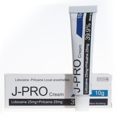 Pomada J-Pro Cream Original