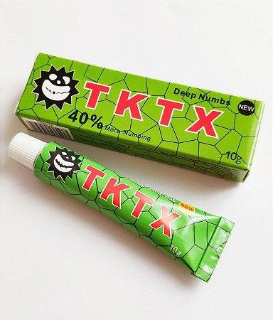 Pomada TKTX Verde 100% Original