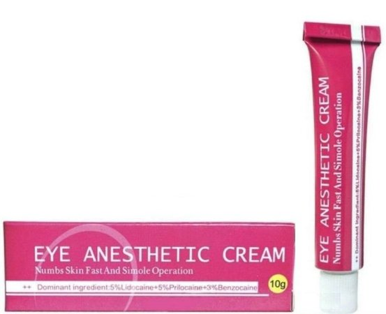 Pomada Anestésica Eye Anesthetic Cream
