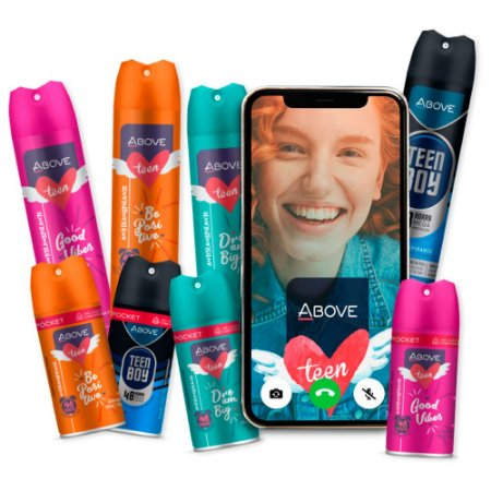 Kit Above Teen