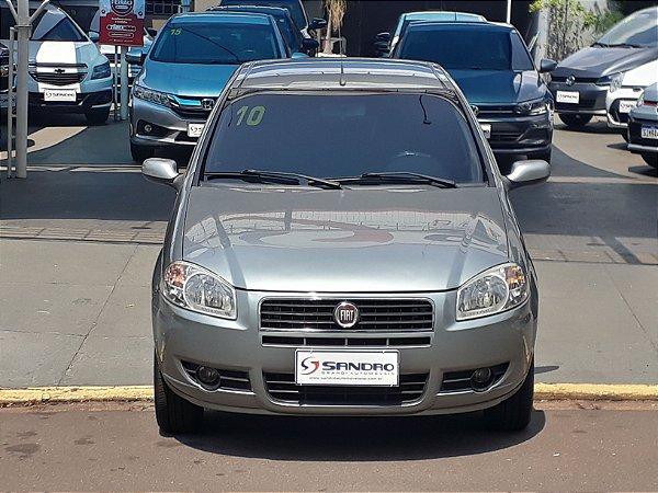 FIAT SIENA - 2009/2010 1.0 MPI EL 8V FLEX 4P MANUAL