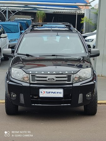 FORD ECOSPORT - 2011/2011 1.6 XLT FREESTYLE 8V FLEX 4P MANUAL