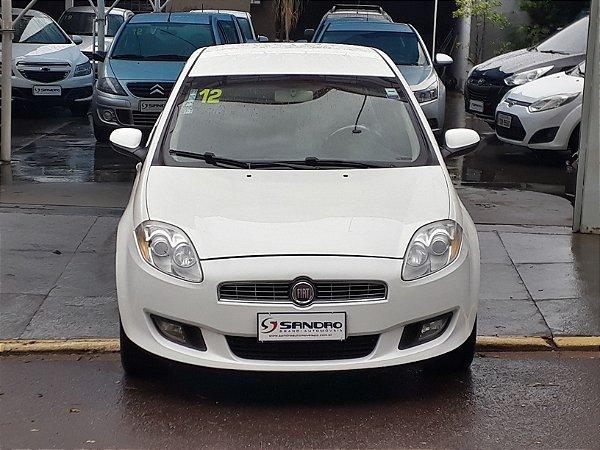 FIAT BRAVO - 2011/2012 1.8 ABSOLUTE 16V FLEX 4P AUTOMATIZADO