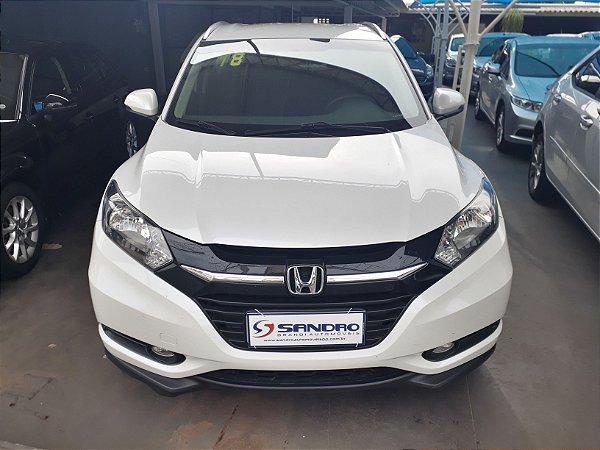 HONDA   HR-V  1.8 16V FLEX EX 4P AUTOMÁTICO 2018  /  2018  Branco
