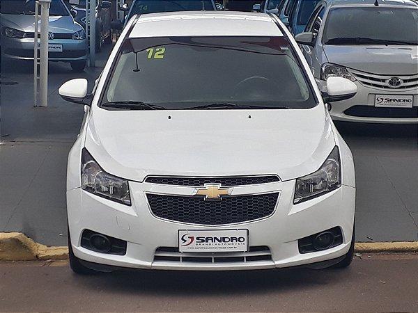 CHEVROLET   CRUZE  1.8 LT 16V FLEX 4P AUTOMÁTICO 2012  /  2012  Branco