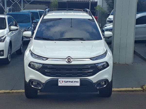 FIAT TORO - 2021/2021 1.8 16V EVO FLEX FREEDOM AT6