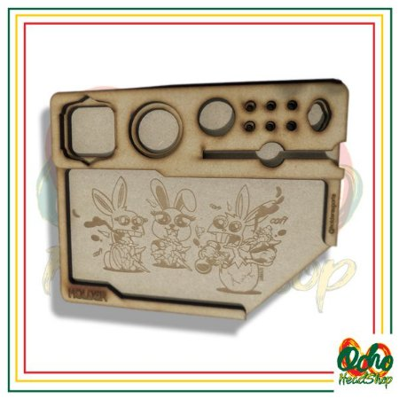 Bandeja MDF Holder Bunny