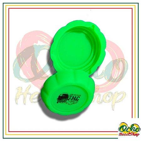 Slick Silicone Universo THC Abobora Verde