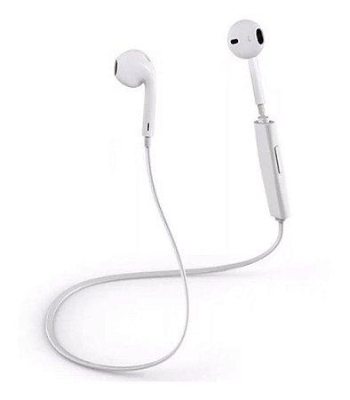 Fone de Ouvido Cellution Bluetooth Branco