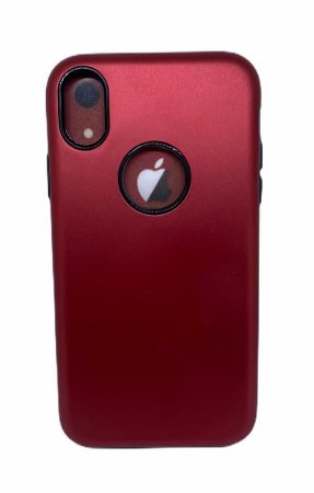 Case Icool Dual Armour IP XR Vermelha