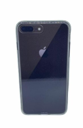 Case Icool Krystal IP 7 / 8 Plus Transparente