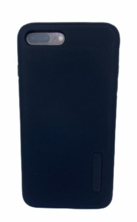 Case EA Anti Impacto IP 7 / 8 Plus Preto