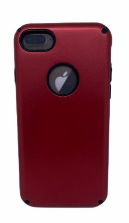 Case Icool Dual Armour IP 7 / 8 Vermelha