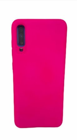 Case Silicone Sam A70 Pink