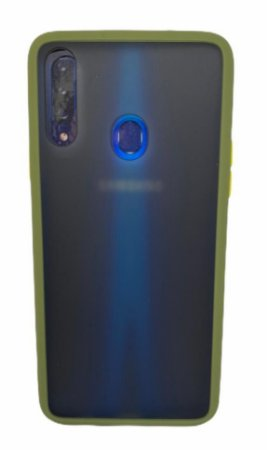 Case Tpu Evora Sam A20S Colors