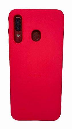 Case Silicone Sam  A20 / A30 Pink