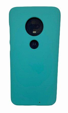 Case Silicone Moto G7 Colors