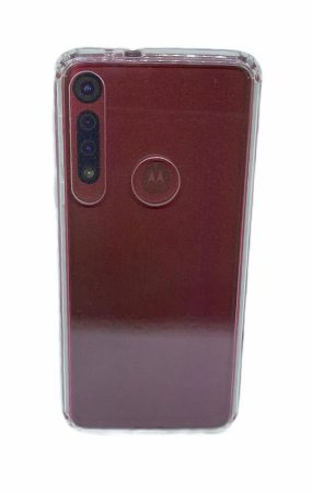 Case Icool Krystal Moto G8 Play  / One Macro Transparente