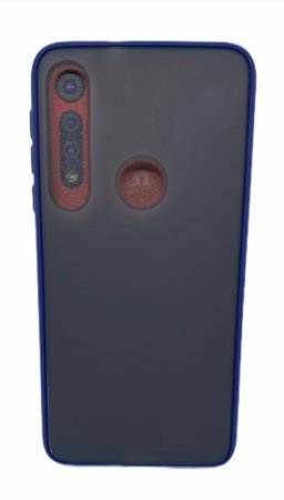 Case Icool Evora Moto Macro / G8 Play Fume