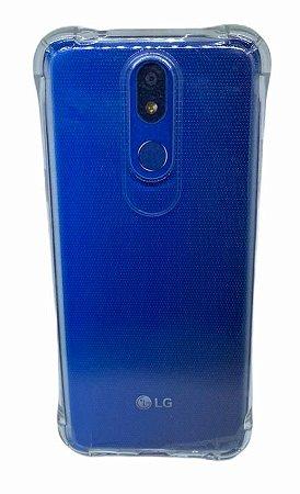 Case Tpu Reforçado LG K12 Plus Transparente