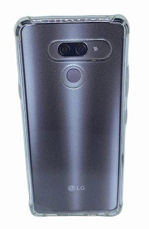 Case Tpu Reforçado LG K12 Max Transparente