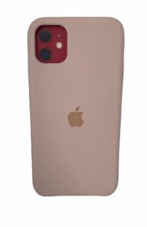 Case Silicone IP 11 Nude