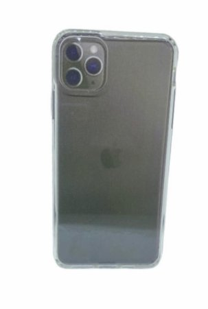 Case Icool Krystal IP 11 Pro Max Transparente