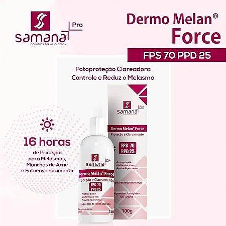 Protetor solar para Melasma FPS 70