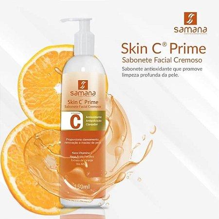 Sabonete de Vitamina C - Skin C Prime