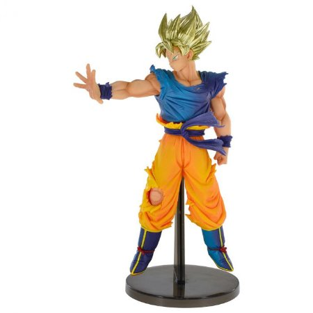 FIGURE DRAGON BALL Z - BLOOD OF SAIYAJINS - GOKU SUPER SAIYAJIN REF.28557/28558