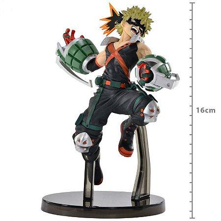 FIGURE MY HERO ACADEMIA THE AMAZING HEROES VOL3 KATSUKI BAKUGO REF: 29977/29978