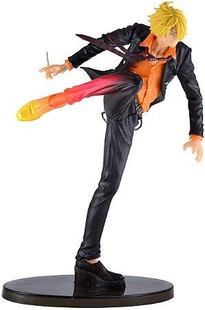 Action Figure Onepiece Sculture Sanji Banpresto