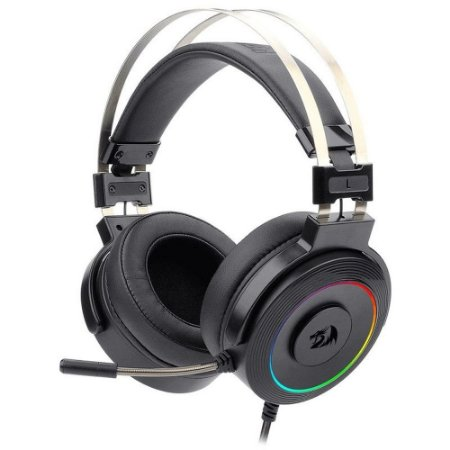 Headset Redragon Lamia 2 Gaming H320RGB-1 - Preto