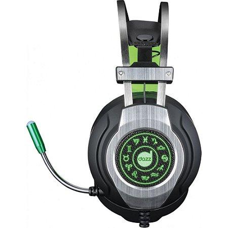 Headset Gamer Dazz Savage 7.1 USB