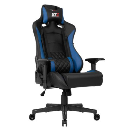 Cadeira Gamer Ravena Blue DT3sports