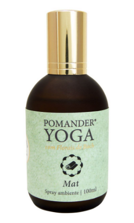 Pomander Yoga Mat Spray 100ML