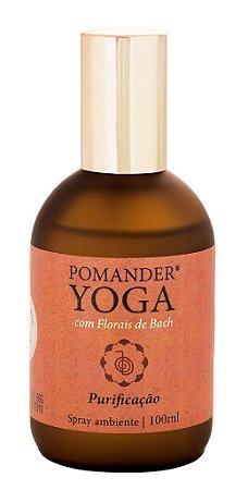 Pomander Yoga Purificação Spray 100ML