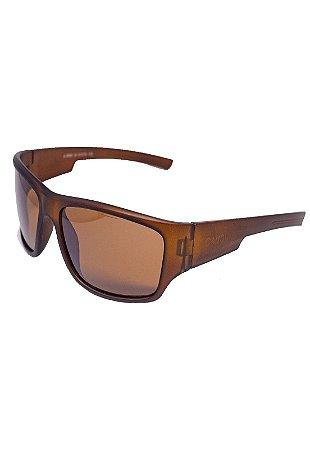 Óculos de Sol Camou Jet Marrom