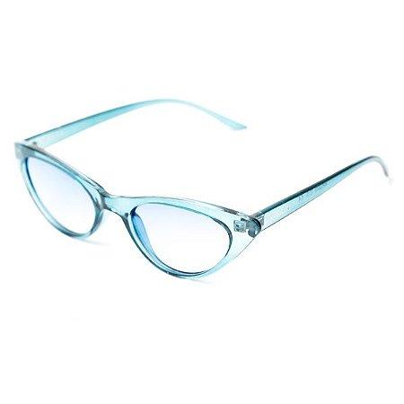 Óculos de Sol Camou Mini Cat Azul