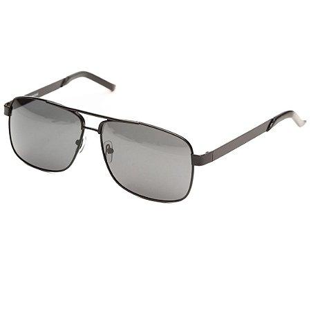 Óculos de Sol Thomaston Aviador Polarizado Preto