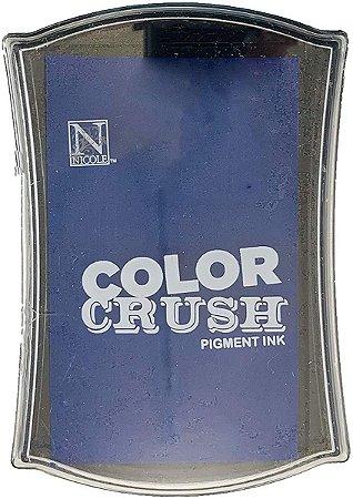 Carimbeira Pigment Ink Color Crush – Azul
