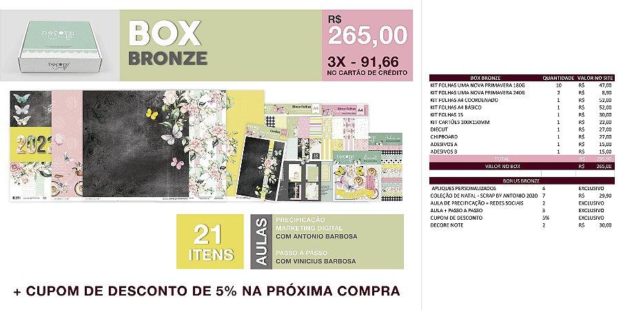 TENDA BOX - BRONZE