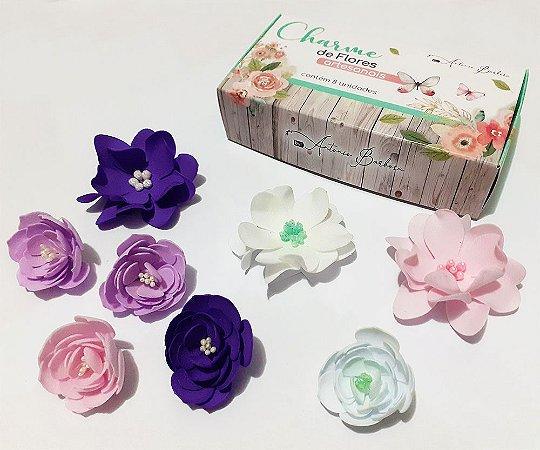 Charme de Flores Artesanais - Foam Soft