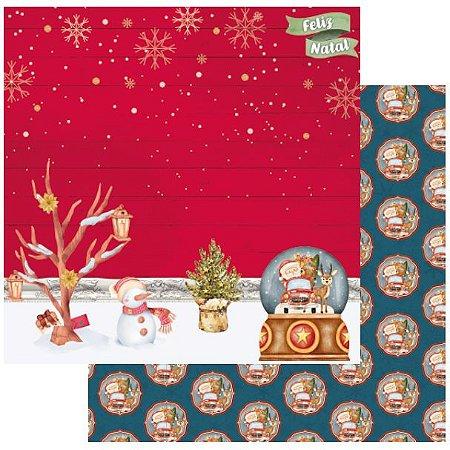 Coleção - Meu Natal Colorido - Paisagem Natalina