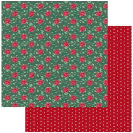 Coleção - Meu Natal Colorido - Natal Floral