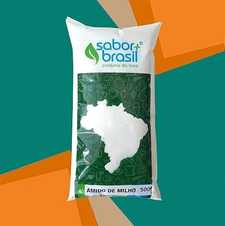 AMIDO DE MILHO 500g - SABOR MAIS BRASIL