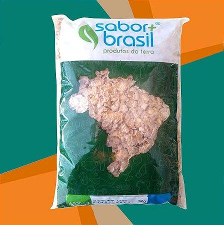 FLOCOS CEREAL COM LEITE CONDENSADO SÃO BRAZ 1kg - SABOR MAIS BRASIL