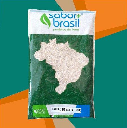 FARELO DE AVEIA 500g - SABOR MAIS BRASIL