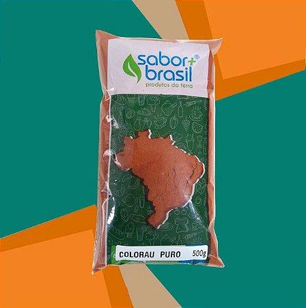 COLORAU PURO 500g - SABOR MAIS BRASIL